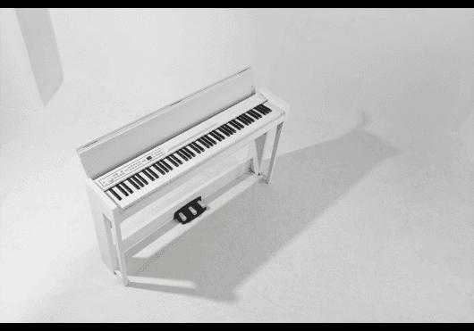 Claviers & Pianos - PIANOS NUMERIQUES - MEUBLE - Korg - KOP C1-AIR-WH - Royez Musik