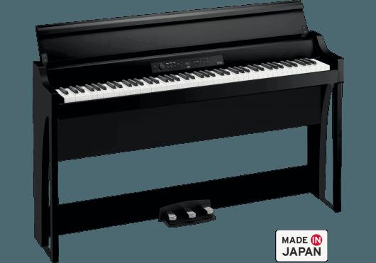 Claviers & Pianos - PIANOS NUMERIQUES - MEUBLE - Korg - KOP G1-AIR-BK - Royez Musik