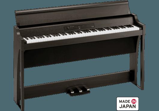 Claviers & Pianos - PIANOS NUMERIQUES - MEUBLE - Korg - KOP G1-AIR-BR - Royez Musik