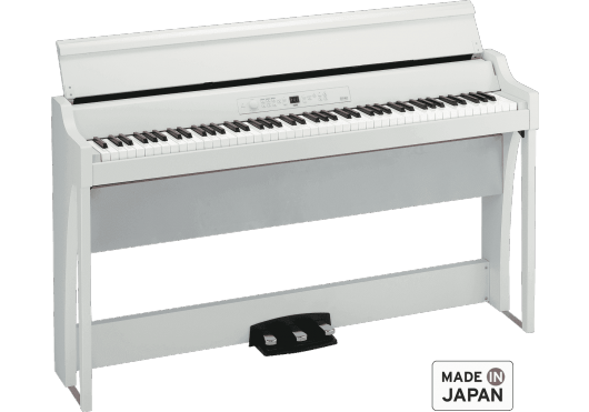Claviers & Pianos - PIANOS NUMERIQUES - MEUBLE - Korg - KOP G1-AIR-WH - Royez Musik