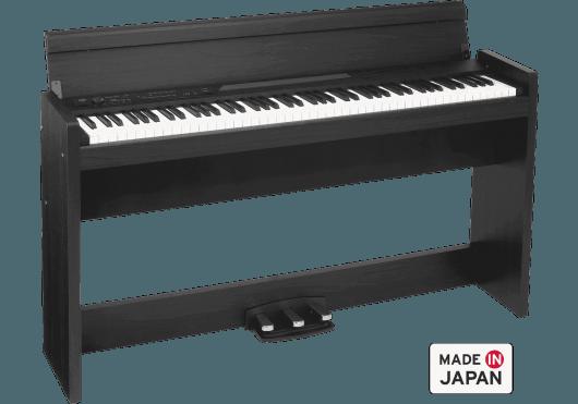 Claviers & Pianos - PIANOS NUMERIQUES - MEUBLE - Korg - KOP LP380-RWBK - Royez Musik