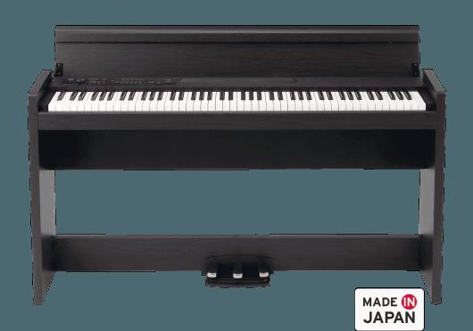 Claviers & Pianos - PIANOS NUMERIQUES - MEUBLE - Korg - KOP LP380-WD - Royez Musik