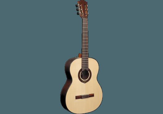 Guitares & Co - GUITARES CLASSIQUES - 4/4 - Lâg - GLA OC400 - Royez Musik