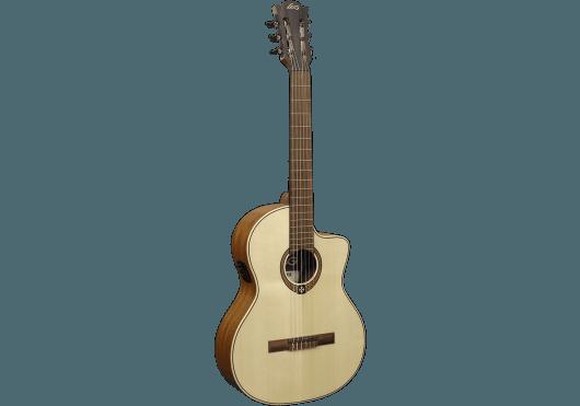 Guitares & Co - GUITARES CLASSIQUES - 4/4 - Lâg - GLA OC88CE - Royez Musik