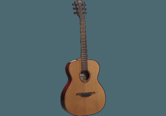 Guitares & Co - GUITARES ACOUSTIQUES - 6 CORDES - Lâg - GLA T100A - Royez Musik