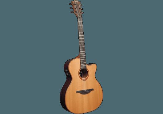Guitares & Co - GUITARES ACOUSTIQUES - 6 CORDES - Lâg - GLA T100ACE - Royez Musik