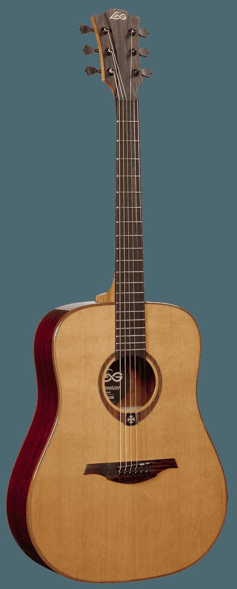 Guitares & Co - GUITARES ACOUSTIQUES - 6 CORDES - Lâg - GLA T100D - Royez Musik