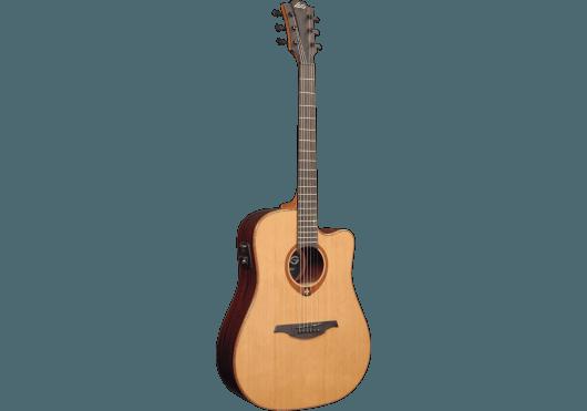 Guitares & Co - GUITARES ACOUSTIQUES - 6 CORDES - Lâg - GLA T100DCE - Royez Musik
