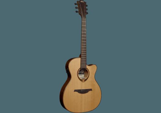 Guitares & Co - GUITARES ACOUSTIQUES - 6 CORDES - Lâg - GLA T118ACE - Royez Musik