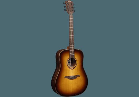 Guitares & Co - GUITARES ACOUSTIQUES - 6 CORDES - Lâg - GLA T118D-BRS - Royez Musik