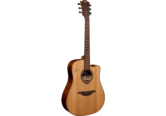 Guitares & Co - GUITARES ACOUSTIQUES - 6 CORDES - Lâg - GLA T170DCE - Royez Musik