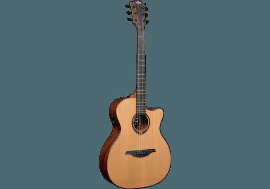 Guitares & Co - GUITARES ACOUSTIQUES - 6 CORDES - Lâg - GLA T200ACE - Royez Musik