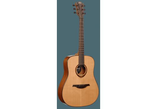 Guitares & Co - GUITARES ACOUSTIQUES - 6 CORDES - Lâg - GLA T200D - Royez Musik