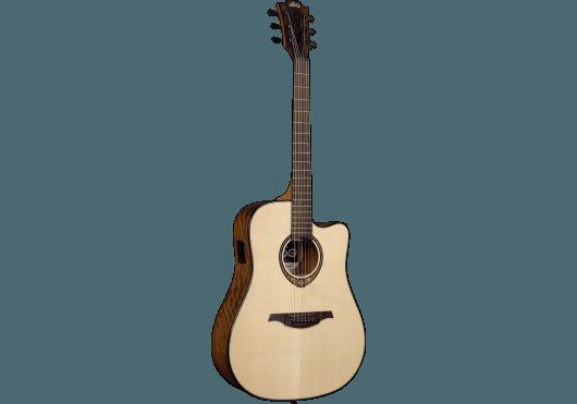 Guitares & Co - GUITARES ACOUSTIQUES - 6 CORDES - Lâg - GLA T300DCE - Royez Musik