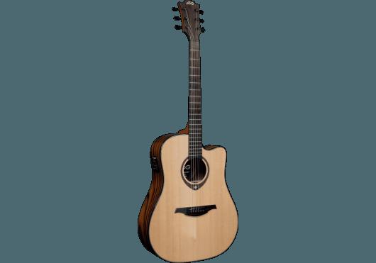 Guitares & Co - GUITARES ACOUSTIQUES - 6 CORDES - Lâg - GLA T500DCE - Royez Musik