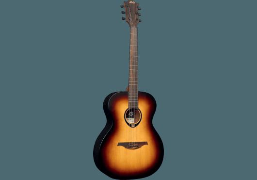 Guitares & Co - GUITARES ACOUSTIQUES - 6 CORDES - Lâg - GLA T70A-BRB - Royez Musik
