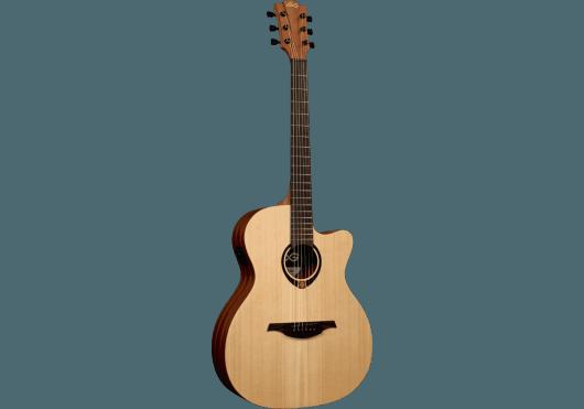 Guitares & Co - GUITARES ACOUSTIQUES - 6 CORDES - Lâg - GLA T70ACE - Royez Musik