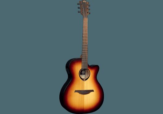 Guitares & Co - GUITARES ACOUSTIQUES - 6 CORDES - Lâg - GLA T70ACE-BRB - Royez Musik