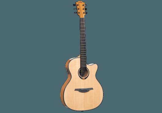Guitares & Co - GUITARES ACOUSTIQUES - 6 CORDES - Lâg - GLA T80ACE - Royez Musik