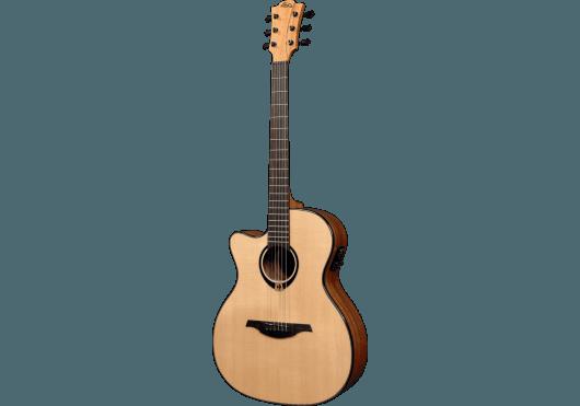 Guitares & Co - GUITARES ACOUSTIQUES - 6 CORDES - Lâg - GLA TL80ACE - Royez Musik