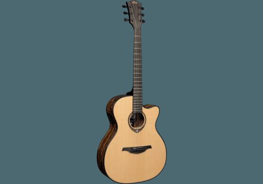 Guitares & Co - GUITARES ACOUSTIQUES - 6 CORDES - Lâg - GLA TSE-701DCE - Royez Musik