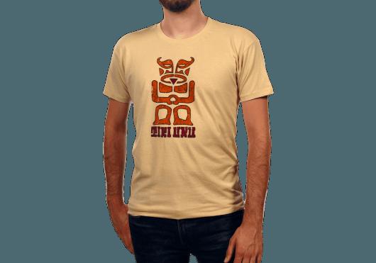 Merchandising - TEXTILE - TEE-SHIRT - Lâg - YLAG TS-TIKI-H-L - Royez Musik