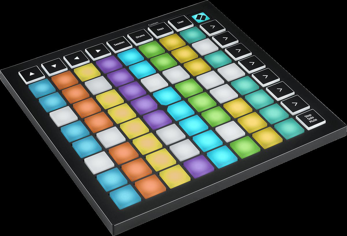 Audio - MACHINES - SURFACES DE CONTROLE - Novation - Launchpad MINI-MK3 - Royez Musik