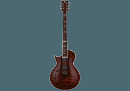 Guitares & Co - GUITARES ELECTRIQUES - GUITARES SOLID BODY - LTD - GES EC1000LH-STBC - Royez Musik
