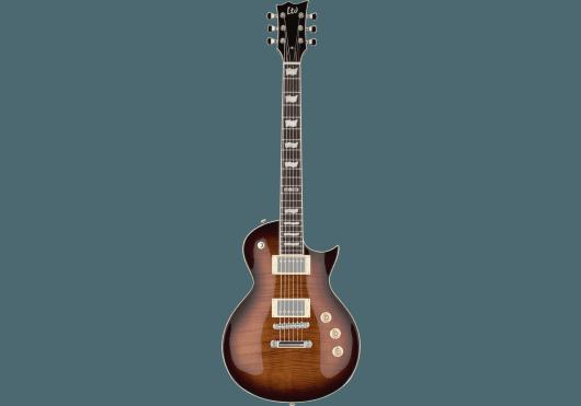 Guitares & Co - GUITARES ELECTRIQUES - GUITARES SOLID BODY - LTD - GES EC256FM-DBSB - Royez Musik