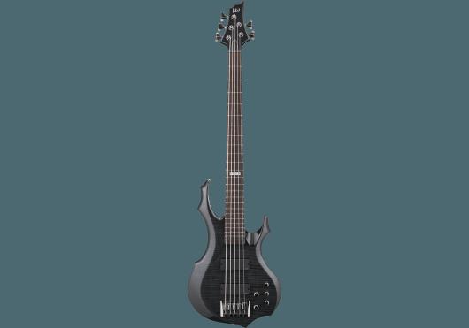 Guitares & Co - GUITARES BASSES - BASSES ELECTRIQUES - LTD - GES F415FM-STBLK - Royez Musik