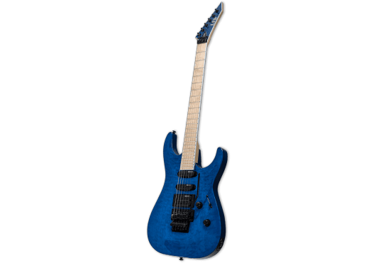 Guitares & co - GUITARES ELECTRIQUES - GUITARES SOLID BODY - LTD - GES MH203QM-STB - Royez Musik