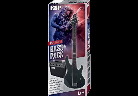 Guitares & Co - GUITARES BASSES - BASSES ELECTRIQUES - LTD - GES PACKB15 - Royez Musik