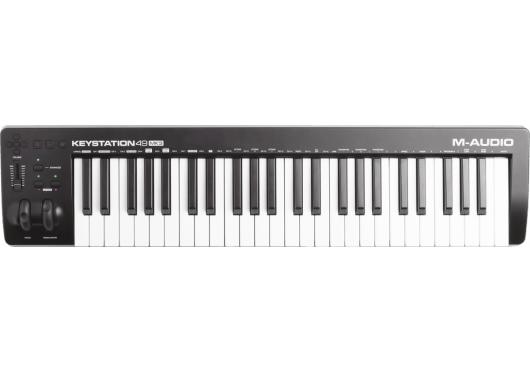 Claviers & Pianos - CLAVIERS - CLAVIERS MAITRES - M-AUDIO - KMD KEYSTATION49MK3 - Royez Musik