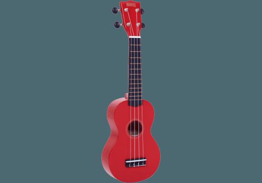 Guitares & Co - UKULELES - Mahalo - GMH MR1-RD - Royez Musik