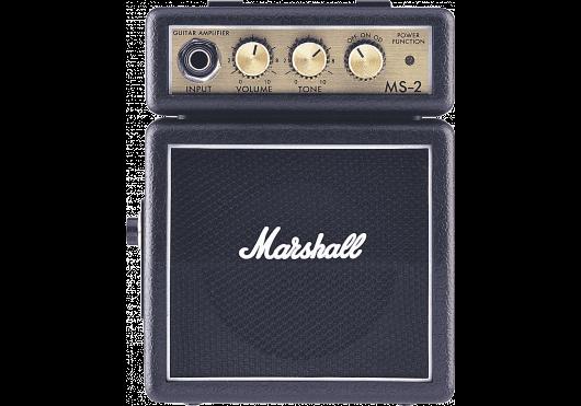 Amplis effets - MICROS - Marshall - MMA MS2 - Royez Musik