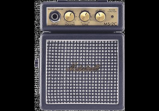 Amplis effets - MICROS - Marshall - MMA MS2C - Royez Musik