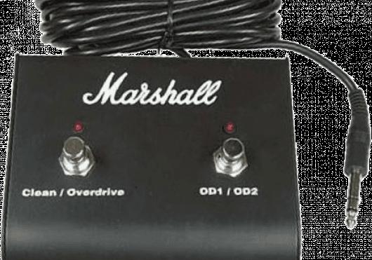 Amplis effets - FOOTSWITCH - Marshall - MMA PEDL10041 - Royez Musik