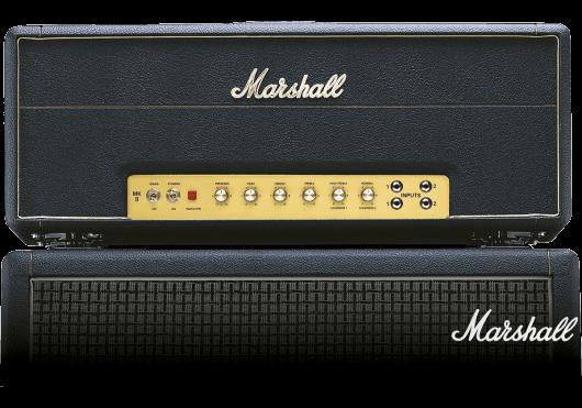Amplis effets - AMPLIS - GUITARES ELECTRIQUES - AMPLIS À LAMPES - Marshall - MMV 1959SLP - Royez Musik