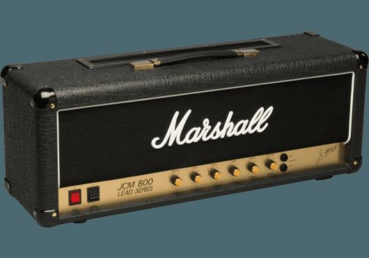 Amplis effets - AMPLIS - GUITARES ELECTRIQUES - AMPLIS À LAMPES - Marshall - MMV 2203 - Royez Musik