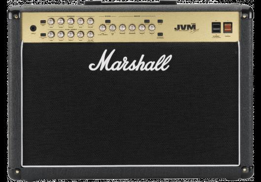 Amplis effets - AMPLIS - GUITARES ELECTRIQUES - AMPLIS À LAMPES - Marshall - MMV JVM205C - Royez Musik