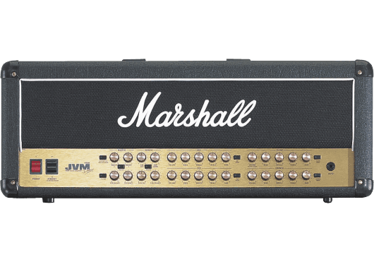 Amplis effets - AMPLIS - GUITARES ELECTRIQUES - AMPLIS À LAMPES - Marshall - MMV JVM410H - Royez Musik