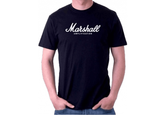 Merchandising - TEXTILE - TEE-SHIRT - Marshall - YMAR TSAMP-BK-XXXL - Royez Musik