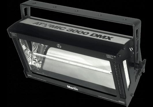 Lumières - STROBOSCOPES - Martin By Harman - LMP ATOMIC3000-DMX - Royez Musik