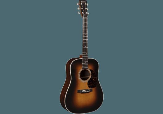 Guitares & Co - GUITARES ACOUSTIQUES - 6 CORDES - Martin - GMA HD-28-SUB - Royez Musik