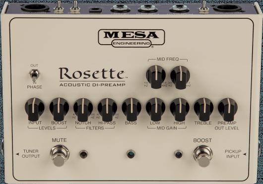 Amplis effets - PREAMPLIS - Mesa Boogie - MMB FP-DIROSE - Royez Musik