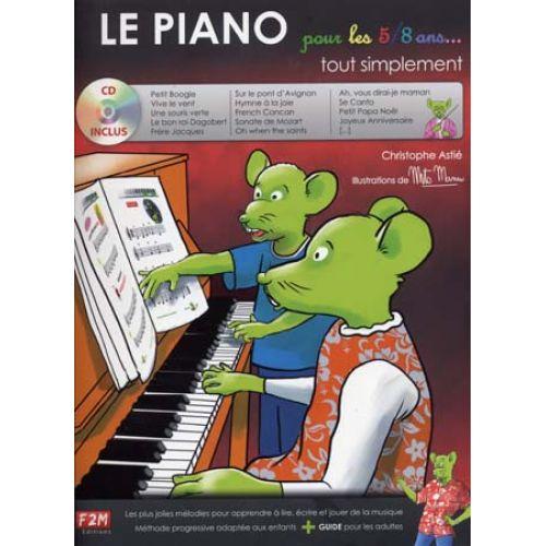 Librairie - METHODES -  - Méthode piano enfants - Royez Musik