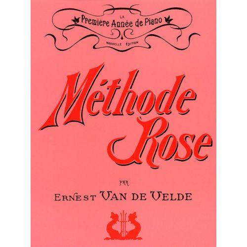 Librairie - METHODES -  - La Méthode rose - VV101 - Royez Musik
