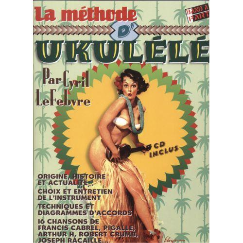 Librairie - METHODES -  - Méthode ukulélé - Royez Musik