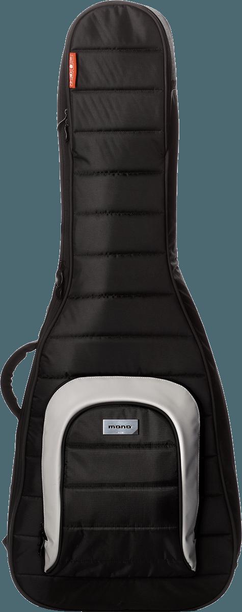 Guitares & Co - ETUIS & HOUSSES - HOUSSES - GUITARE ELECTRIQUE - MONO - HMO M80-2G-BLK - Royez Musik
