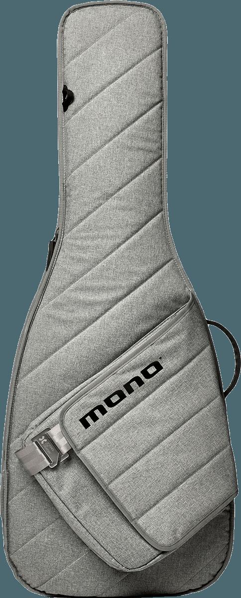 Guitares & Co - ETUIS & HOUSSES - HOUSSES - GUITARE ELECTRIQUE - MONO - HMO M80-SEG-ASH - Royez Musik